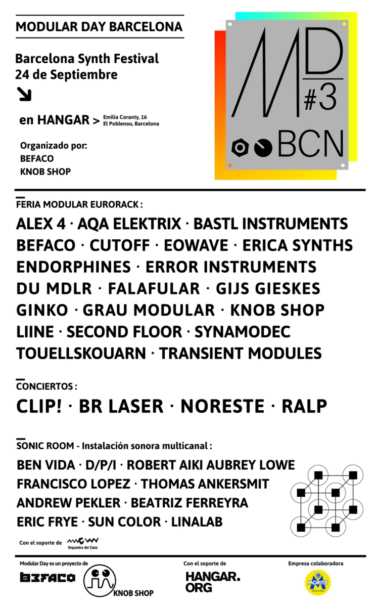 Poster MD 3 espa–ol